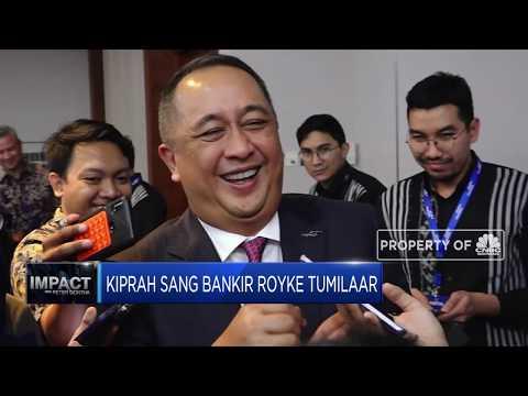 Mengenal Royke Tumilaar, Dirut Bank Mandiri yang Murah Senyum