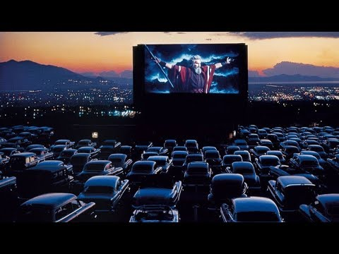5 Best Drive In Movie Theaters That Somehow Still Exist Youtube