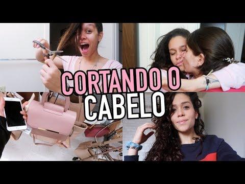 CORTEI MEU CABELO SOZINHA, SAGA PELA BOLSA & MUITA FOME | Carol Alves| Carol Alves