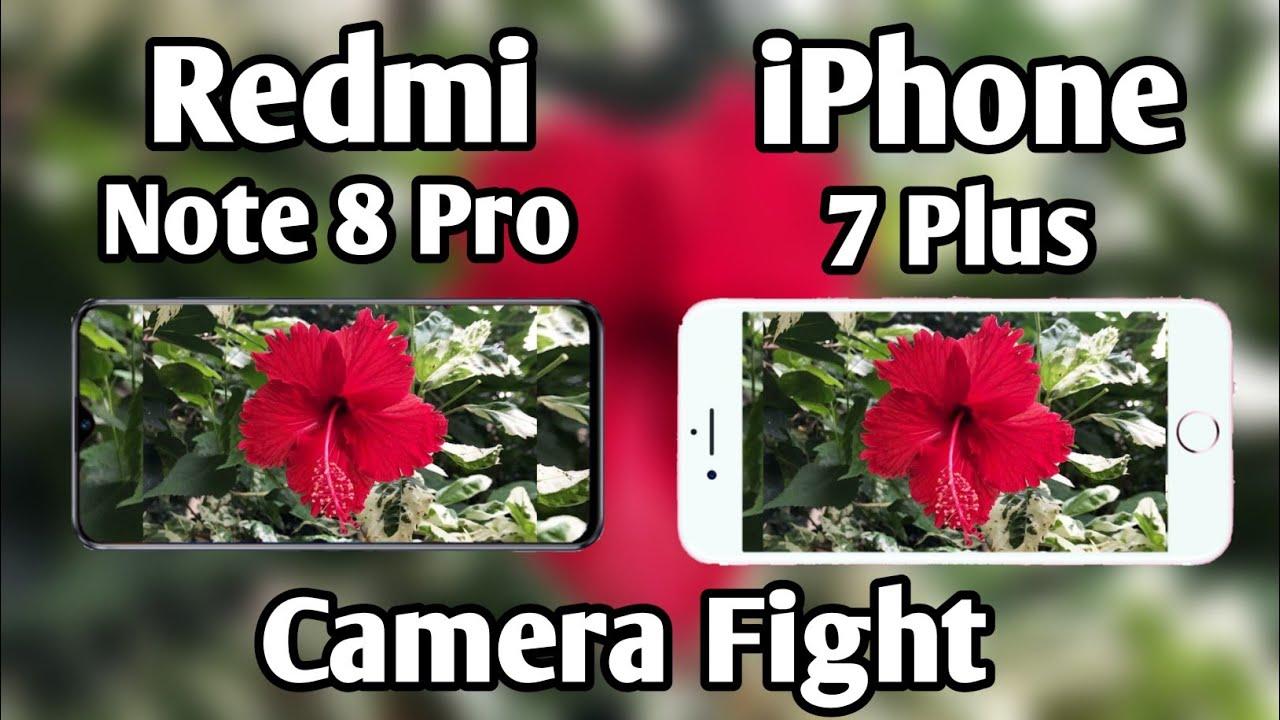 Photo of Redmi Note 8 Pro VS iPhone 7 Plus Camera Comparison Which is Better Camera, Camera Review – شركة ابل