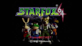 Star Fox 64 comparison - Wii U VC vs Wii VC vs Ultra HDMI N64