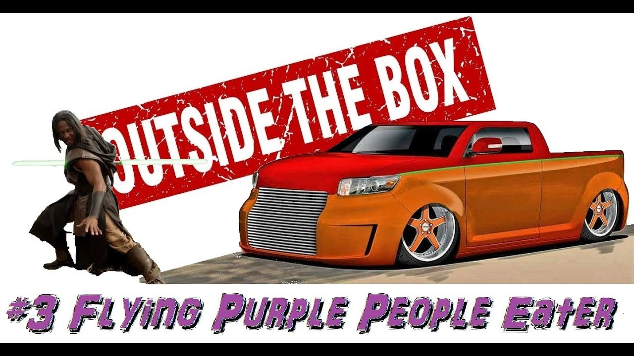 Outside The Box Episode 3 Purple People Eater Youtube
