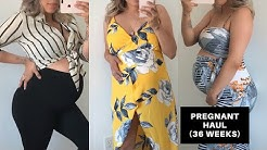 Pregnant Outfit Ideas | No Maternity Clothes Required