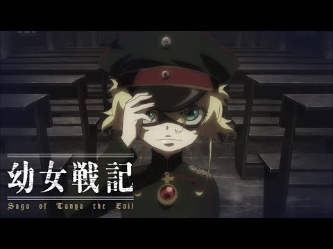 Saga of Tanya the Evil OPENING | JINGO JUNGLE (HD)