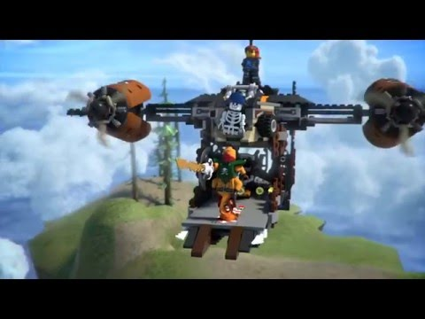 1HY16 Product Animations - LEGO Ninjago