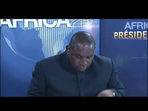 DÉBATS - Élection présidentielle Gabon: Interview du candidat Ali Bongo Ondimba - 25/08/2016 (3/4)