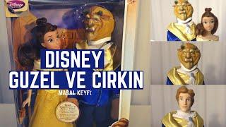Disney Collection Güzel ve Çirkin (Belle and Beast) Kutu Açılımı - Unboxing doll //Masal Keyfi