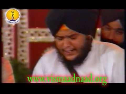 Bhai Harcharan Singh Fakar : Raag Todi - Adutti Gurmat Sangeet Samellan 1991