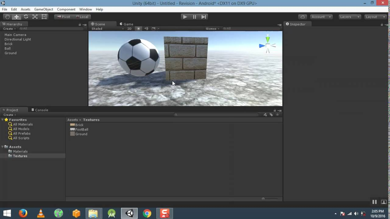 How to Add Textures and Normal Maps In Unity3D