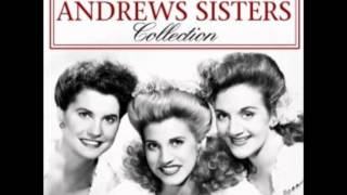 Download Andrews sisters -Bei Mir Bist Du Schon (means you're grand) MP3 song and Music Video