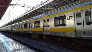 E231系・ミツB901 秋葉原発車
