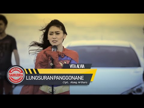 Vita Alvia - Lungsuran Panggonane (Official Music Video)
