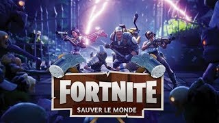 Live Fortnite Discovery Save the World