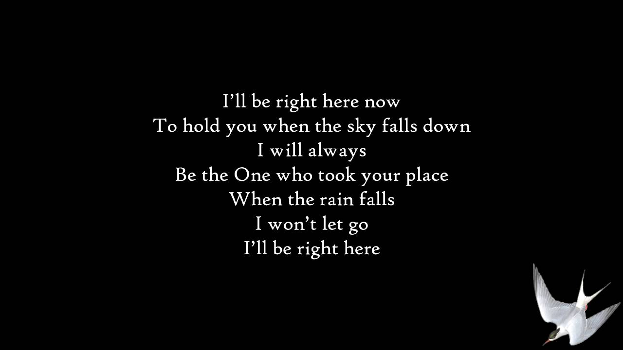 i ll always be here lyrics