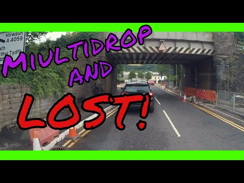 Multidrop And Lost  - Class2 HGV #12