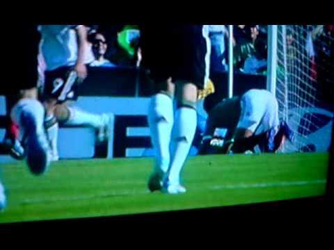 U17 Fußball WM 2011 Mexiko - Deutschland 1:1 Samed Yesil