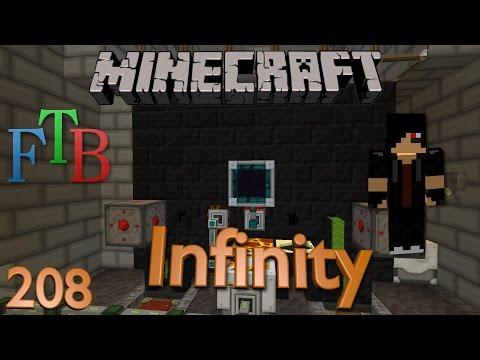 Uranblöcke | Minecraft FTB Infinity #208 [German]