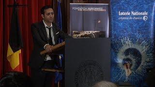 """M  Prazan   laureaat van de """"Bijzondere vermelding van de jury""""  2017 10"""