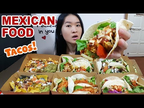 Eating Show: Mexican Food Feast
