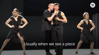 Batsheva dance company's Ohad Naharin talks with Haaretz