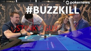 What is Your Poker #BuzzKill?