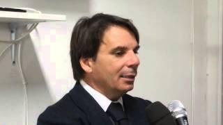 Mister Capuano al termine di Savona-Arezzo 0-0