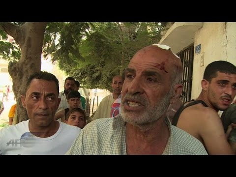 Israel air strike kills two in Gaza after Egypt calls talks