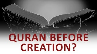 The Beginning and the End with Omar Suleiman: Quran Before Creation?  (Ep45)