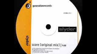 Slyder - Score (Michael Milov Remix with Original Mix - FreeFall Skies Mashup)