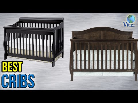 10 Best Cribs 2017