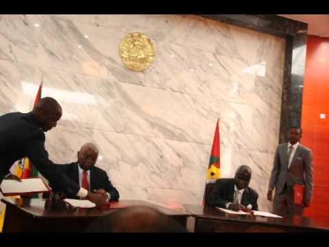 Acordo de Paz II Moçambique