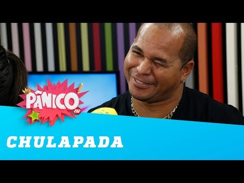 "Chulapa explica 9 anos com Luiza: ""chulapada todo dia"""