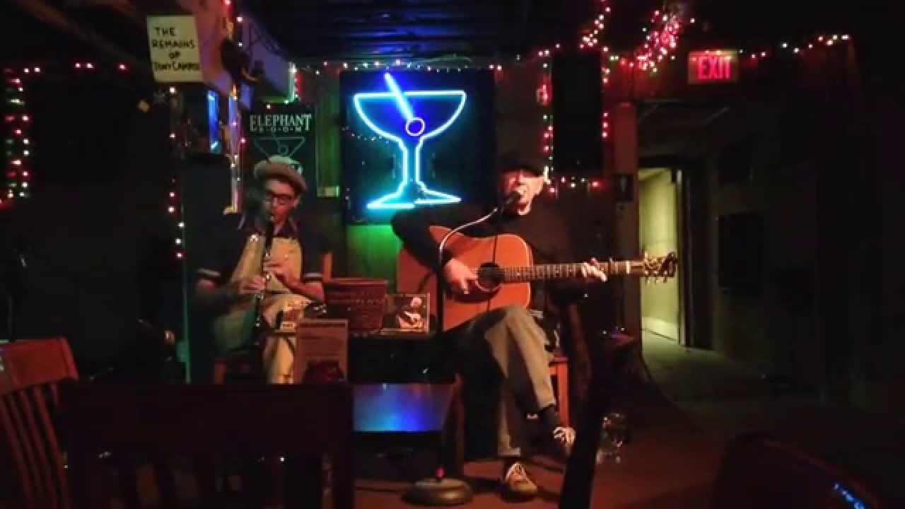 Stanley Smith with Jon Doyle. Tuesdays at the Elephant Room ...