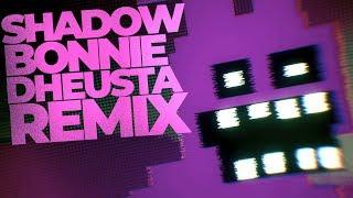 Five Nights at Freddy's Rap: Shadow Bonnie Remix by DHeusta | Lyric Video