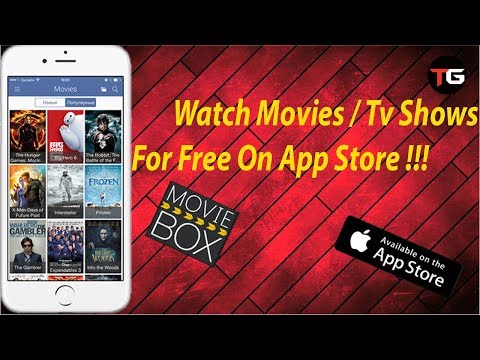 "Watch Free Movies / Tv Shows  on ""Movie Diary"" on  iOS 11 (2018) 