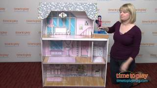 Pink Dream Dollhouse From Toy Evolution