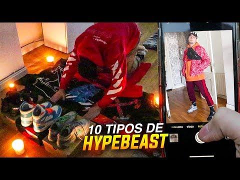 10 TIPOS DE HYPEBEAST
