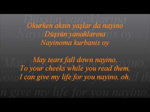 Karmate- Nayino (Lyrics)
