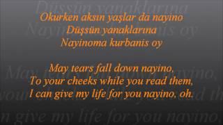 Karmate- Nayino (Lyrics)