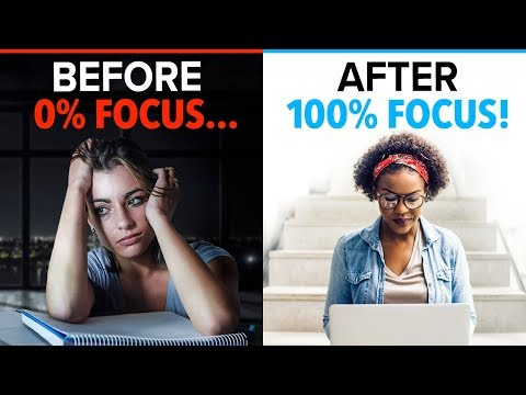5 BEST Ways to Make Yourself Study When You Have ZERO Motivation | Scientifically Proven