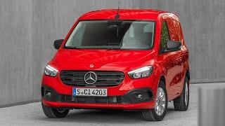 Авто обзор - Представлен новый Mercedes-Benz Citan: фургон и пассажирская версия