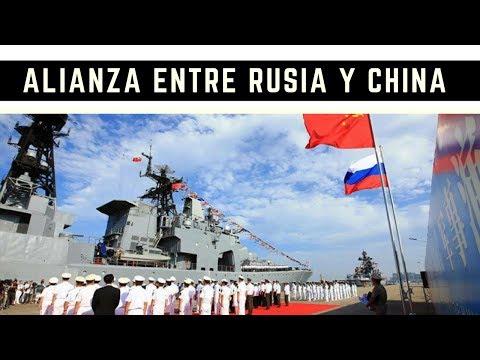 Alianza Rusia y China: Arrancan en el mar Báltico los ejercicios conjuntos