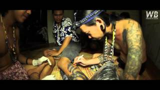 Video Kalimantan Traditional Hand Tapping Tattoo download MP3, 3GP, MP4, WEBM, AVI, FLV Oktober 2018