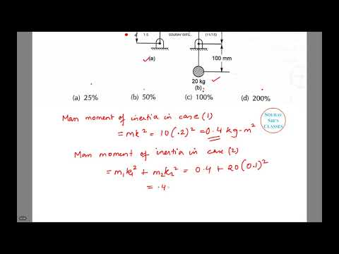 Mechanical Engineering GATE engineering mechanics 6 coaching formulas notes preparation books
