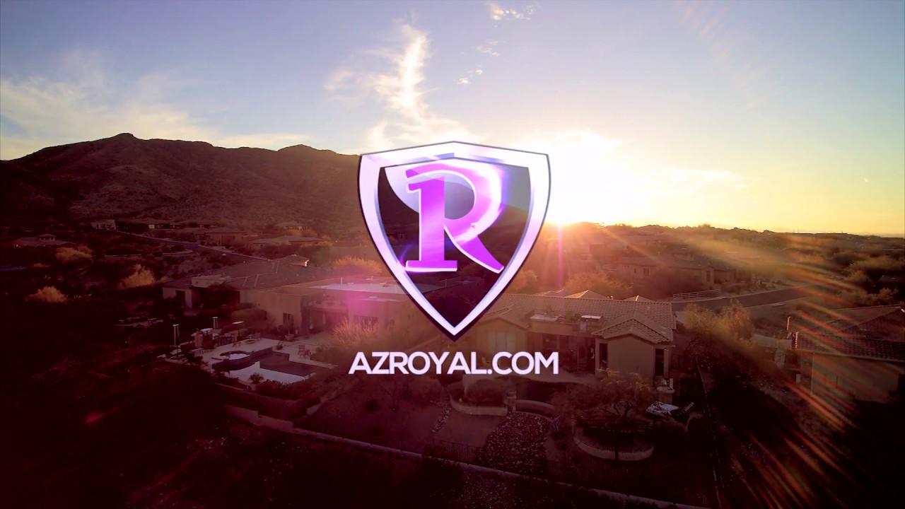 Arizona Royal Landscaping And Design Youtube