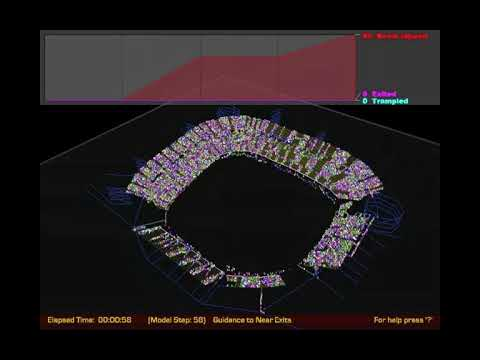 Realtime Emergency Management using the Simtable
