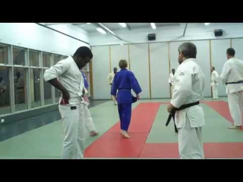 South Africa CPUT Judo club