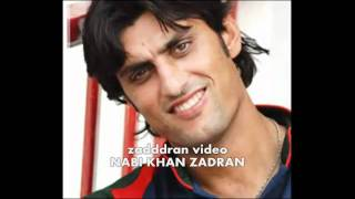 Zazai Mangal Zadran The Best Pashto Song with Afghanistan National Cricket Team   YouTube