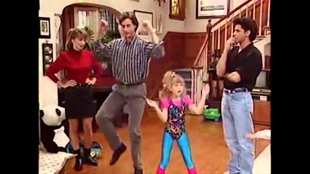 Talented Jodie Sweetin Dancing To Dillon Francis Skrillex Bun Up