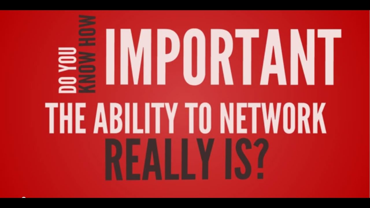 networking ability How can the answer be improved.